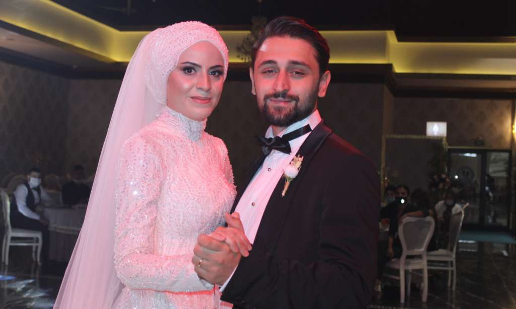 Hacer ile Erdem için muhteşem düğün 1
