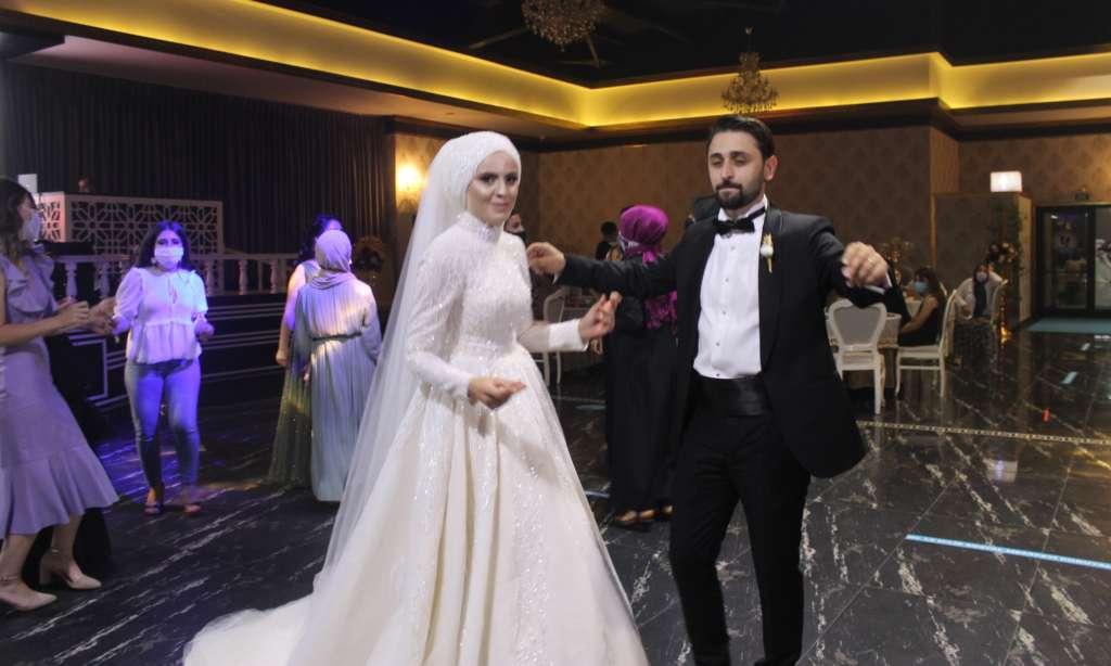 Hacer ile Erdem için muhteşem düğün 2