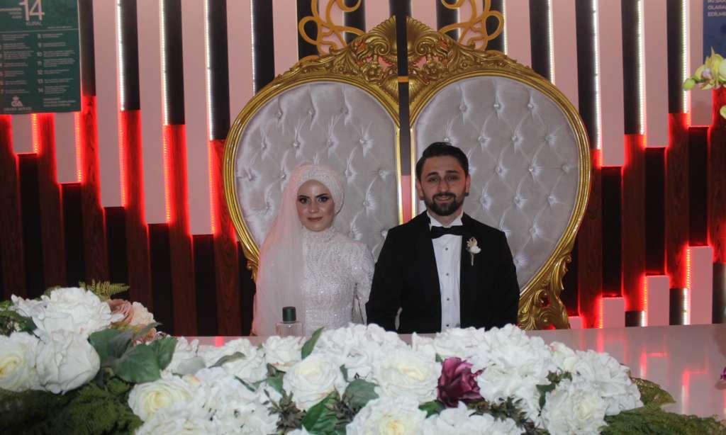 Hacer ile Erdem için muhteşem düğün 3