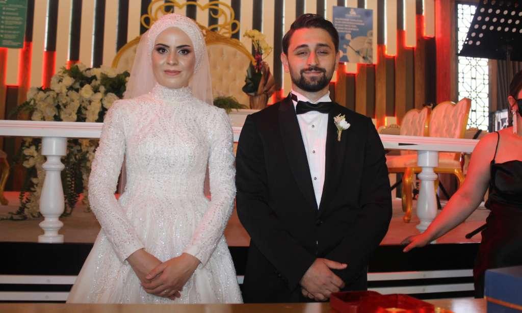 Hacer ile Erdem için muhteşem düğün 4