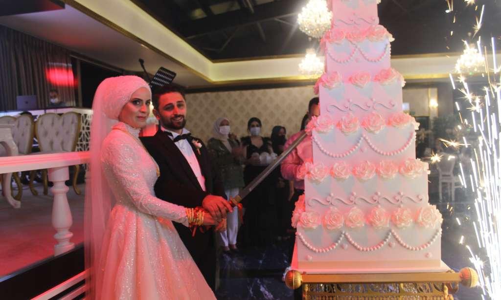 Hacer ile Erdem için muhteşem düğün 5