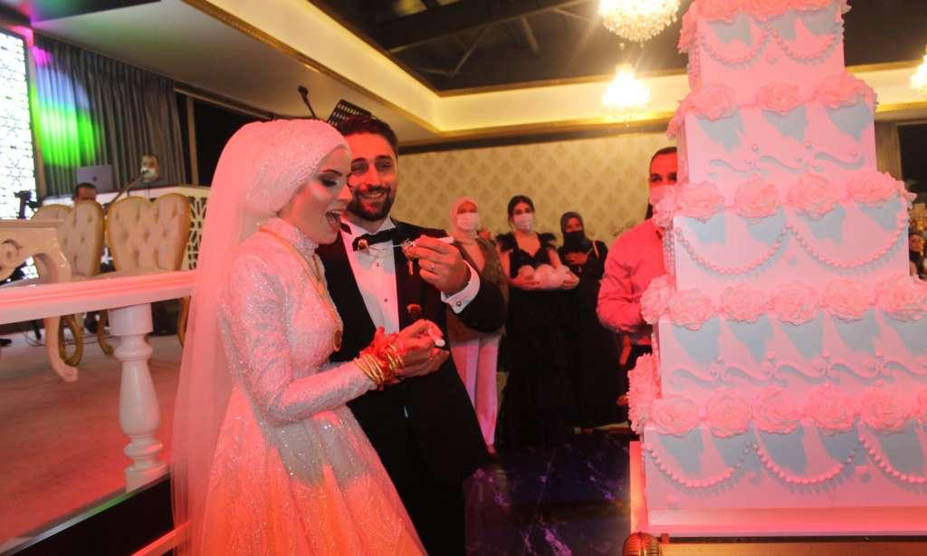 Hacer ile Erdem için muhteşem düğün 6