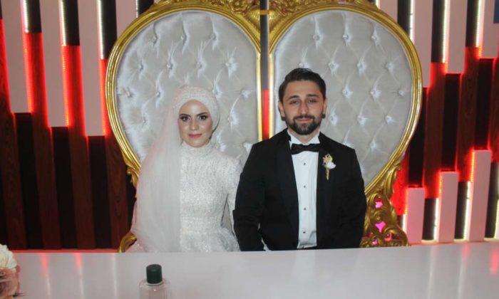 Hacer ile Erdem için muhteşem düğün