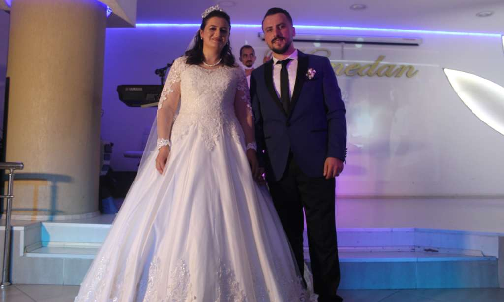Trabzon'dan Çaykara'ya gelin geldi 6