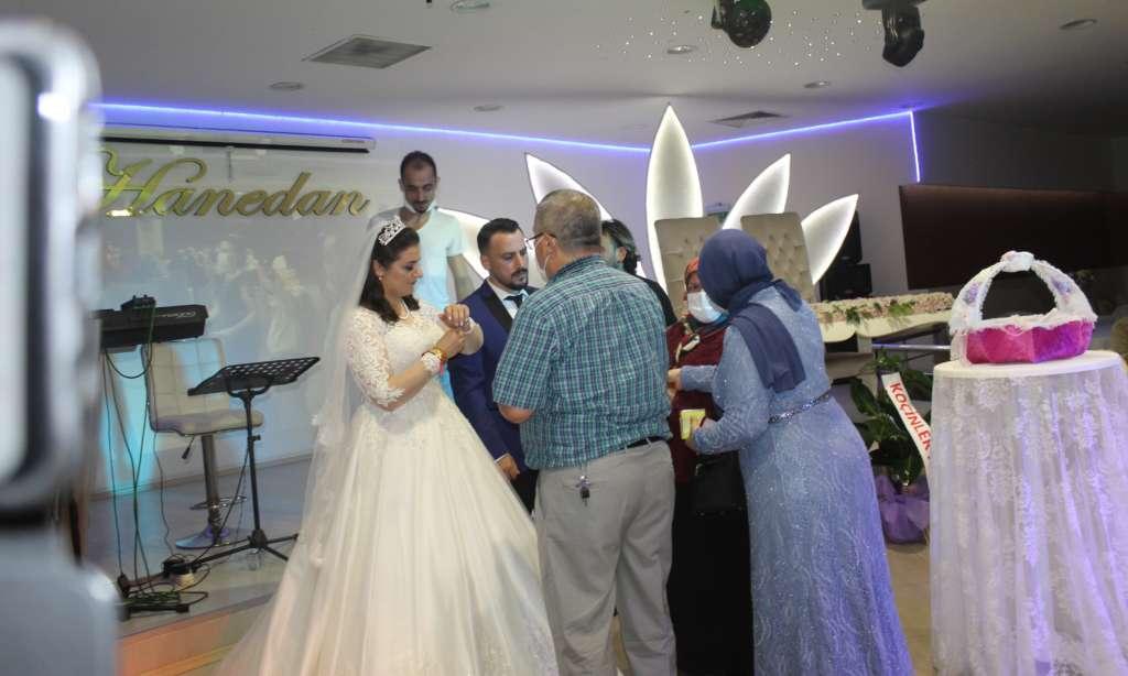 Trabzon'dan Çaykara'ya gelin geldi 9