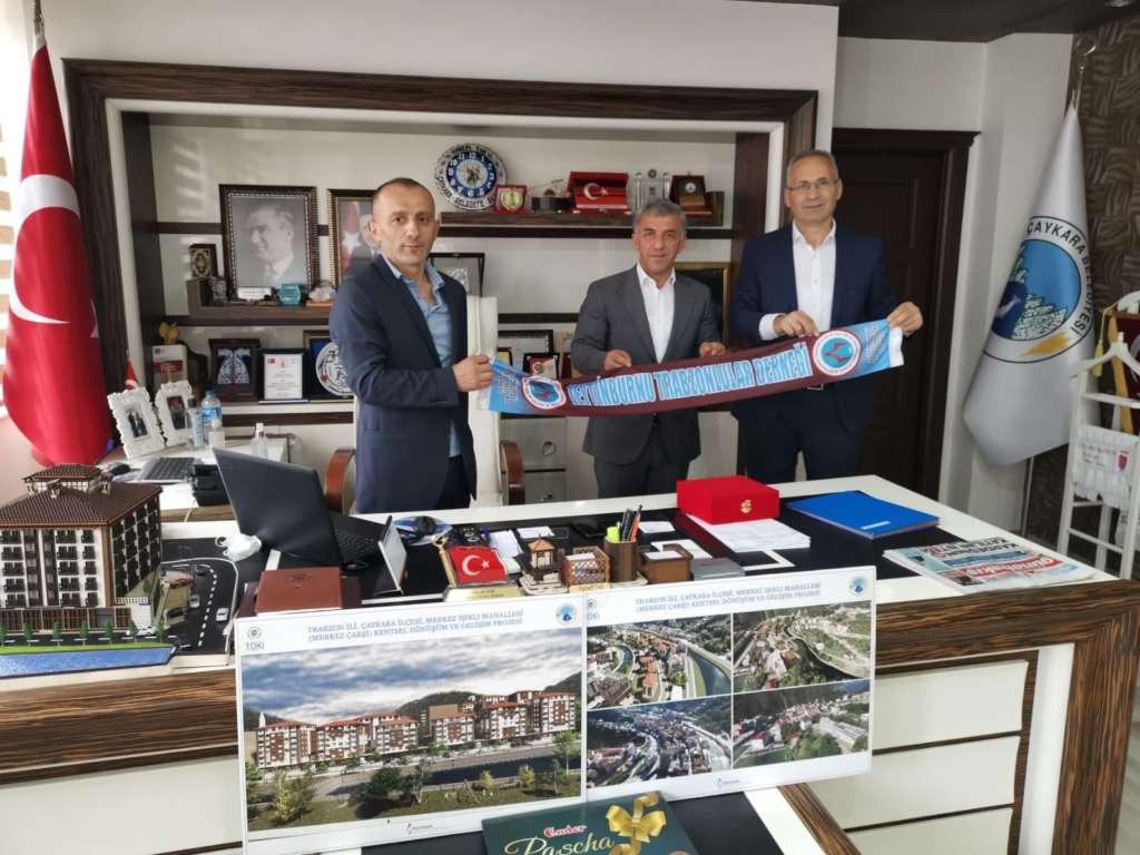 Zeytinburnu Trabzonlular Derneği Çaykara'da 2