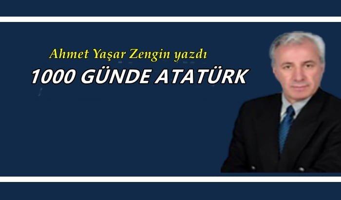 1000 Günde Atatürk