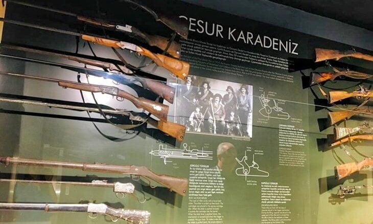 Bir yıl önce görkemli bir açılışa sahne olan müze yerli yabancı turistlerin ilgisini çekiyor 7