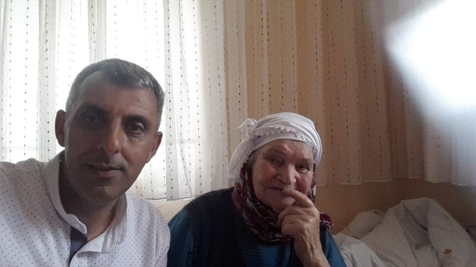 Maraşlı Mahallesinden H.Elmas Dinçer vefat etti 1