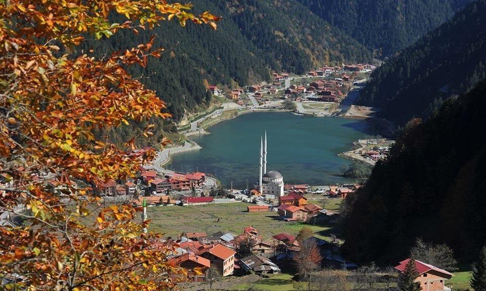 Uzungöl 20 yılın en sakin turizm sezonunu yaşıyor. 1