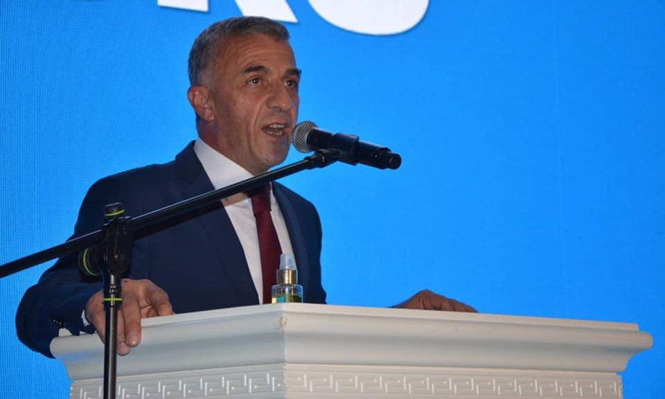 Çaykara'da Ak Parti 7.olağan kongresi yapıldı 1