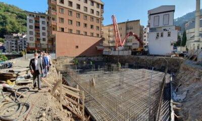 Kentsel Dönüşüm Projesi Başladı