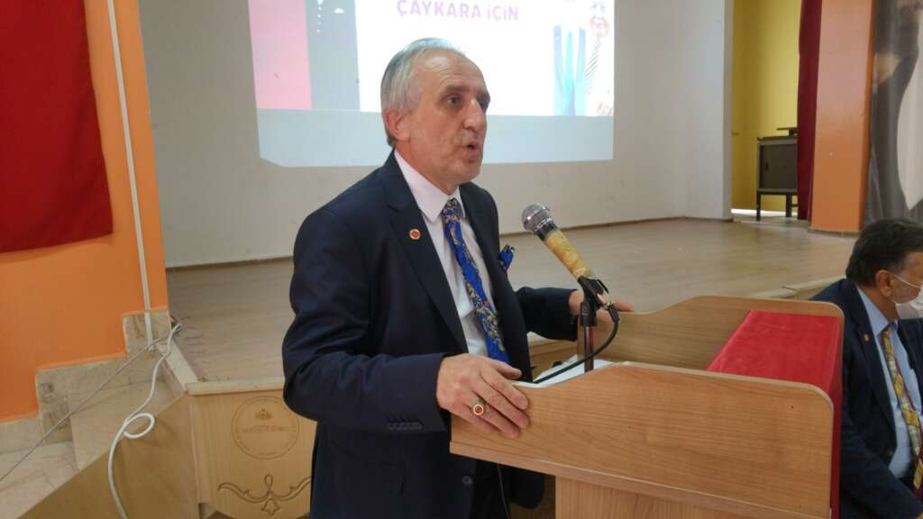 Mehmet Nuri Kadıoğlu yeniden başkanlığa seçildi 5