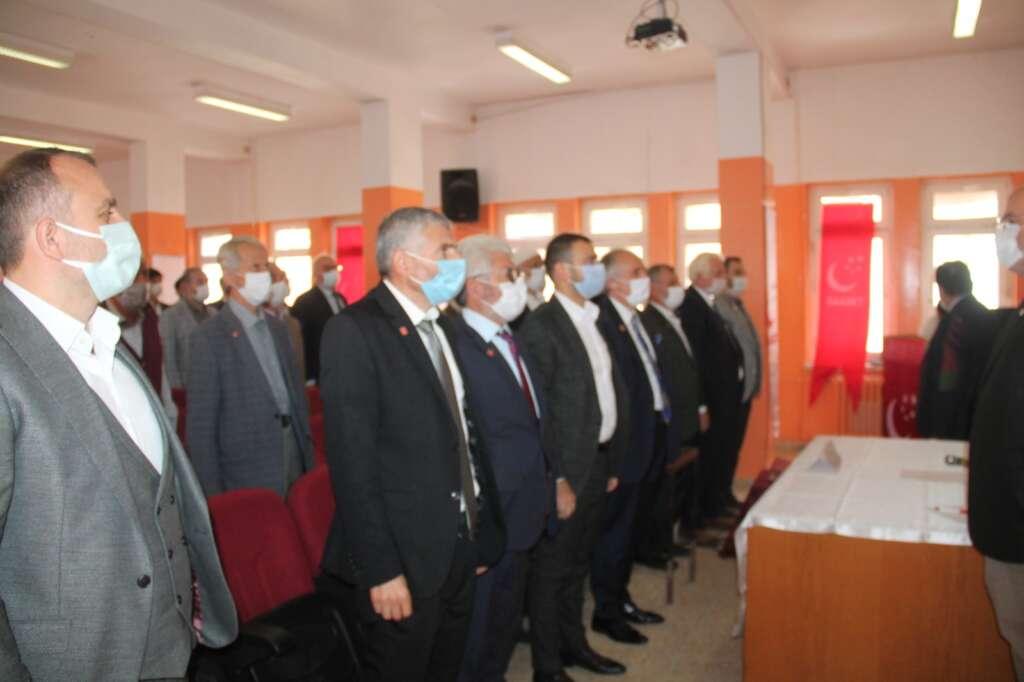 Mehmet Nuri Kadıoğlu yeniden başkanlığa seçildi 6