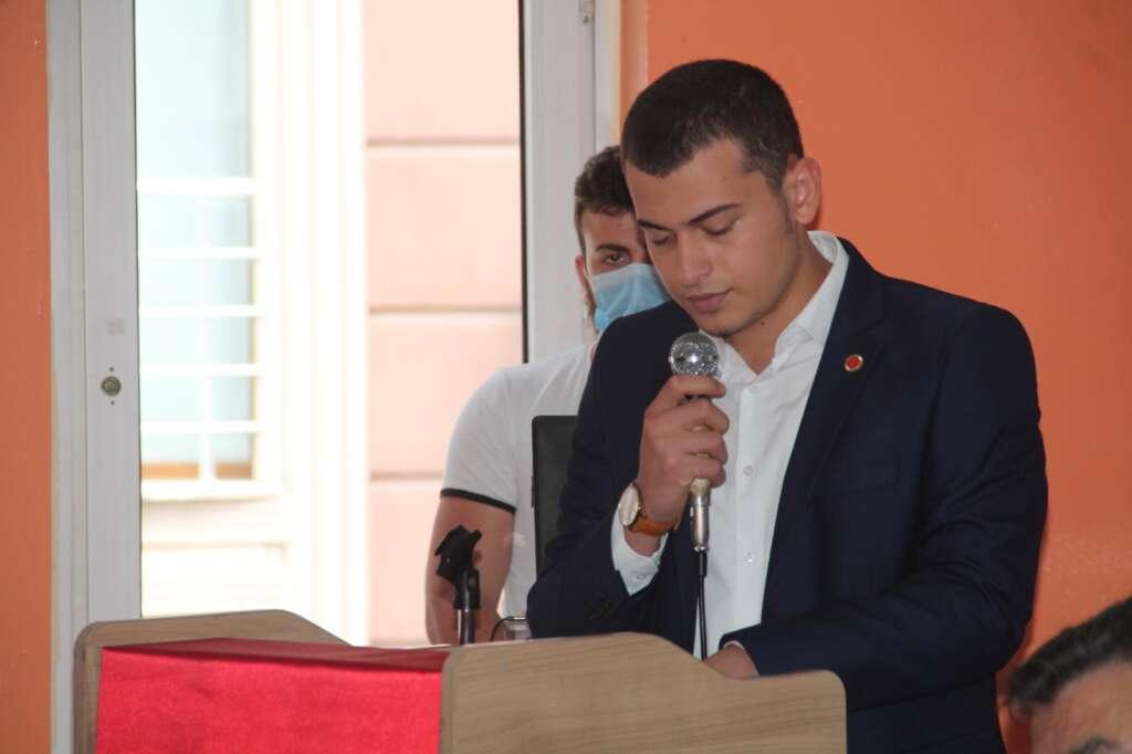 Mehmet Nuri Kadıoğlu yeniden başkanlığa seçildi 7
