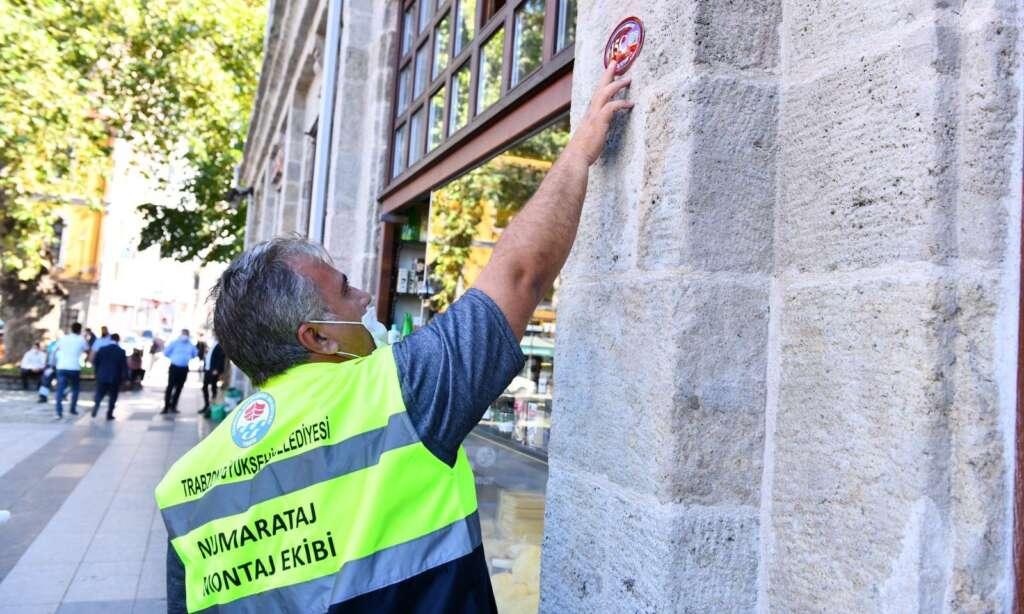 Trabzon Büyükşehir Belediyesi Adres karışıklığına son veriyor 2