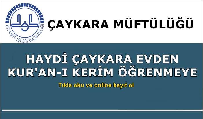Diyanet İşleri Başkanı'ndan çağrı: Haydi Türkiye Evden Kur'an-ı kerim öğrenmeye