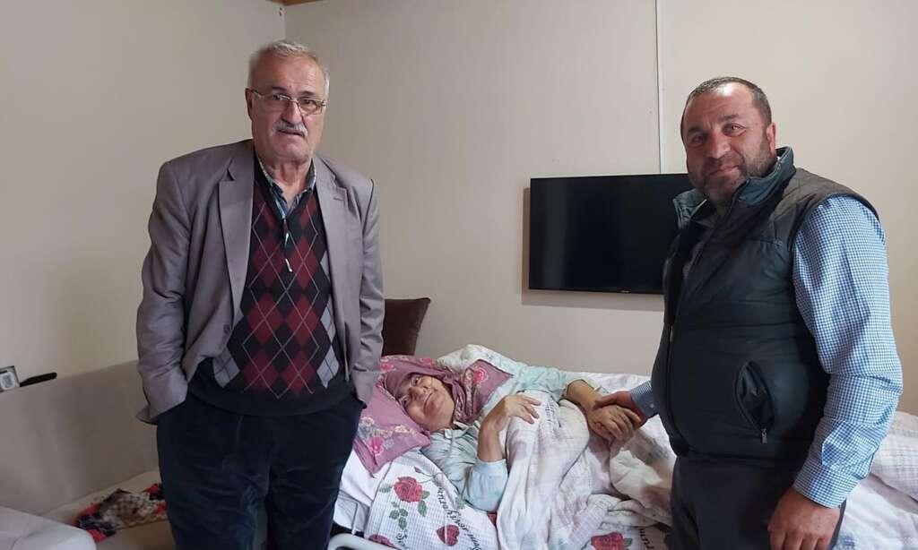 Elmalı Mahallesinden Emine Kaplan Bursa'da vefat etti 1