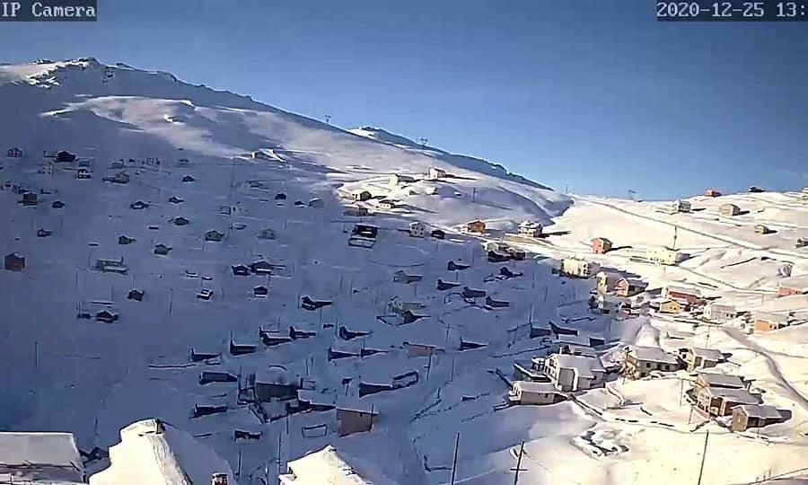 İlçemizin Mahallelerinden ve Uzungöl'den kar manzaraları 10