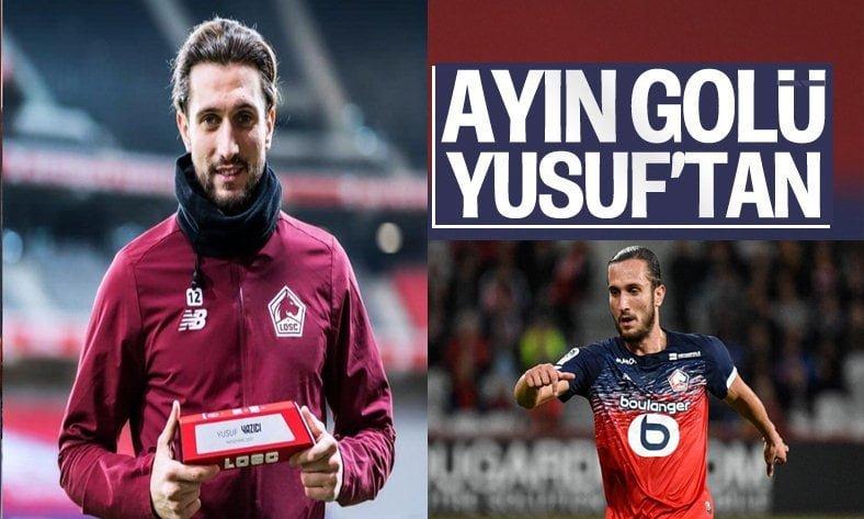 Yusuf Yazıcı'nın Milan'a attığı gol ayın golü seçildi!