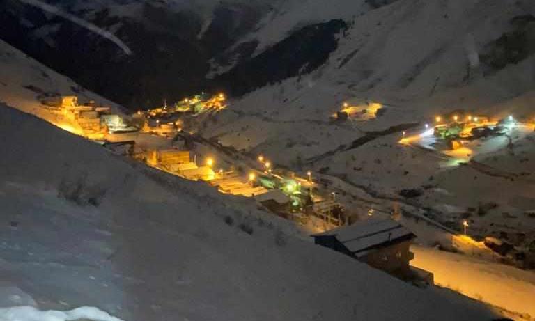 Çaykara'da ilk kez Dağ Kayağı Şampiyonası yapılacak 6