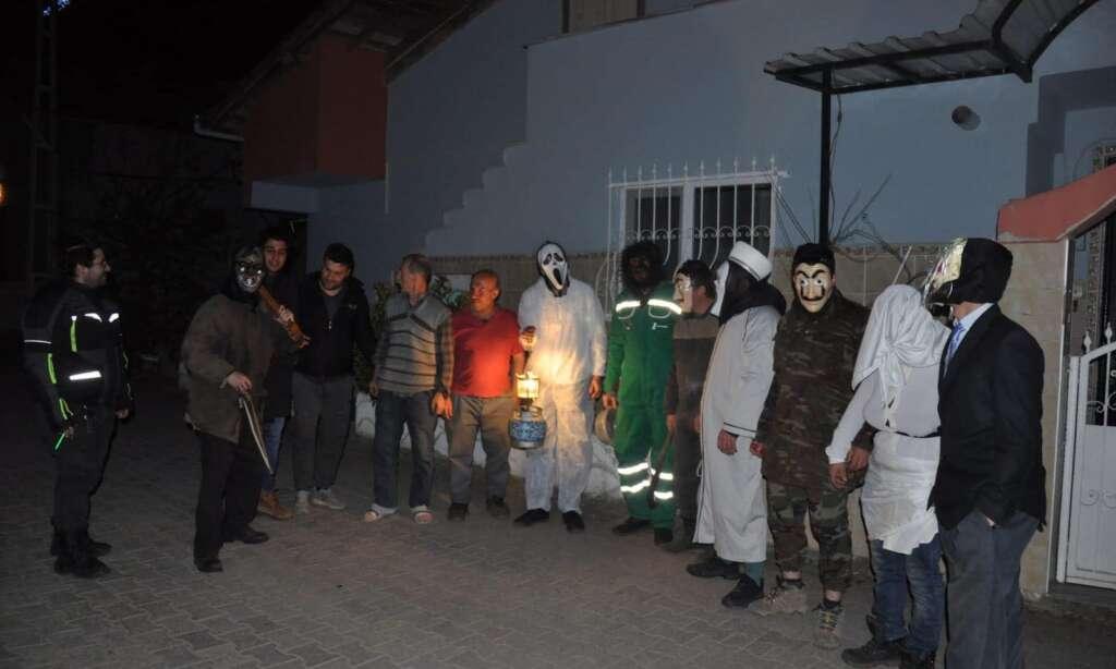 Çaykara'da Kalandar Gecesi 2