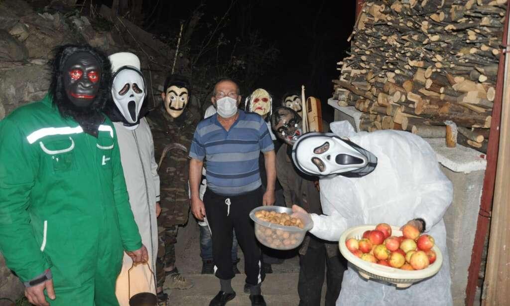 Çaykara'da Kalandar Gecesi 3