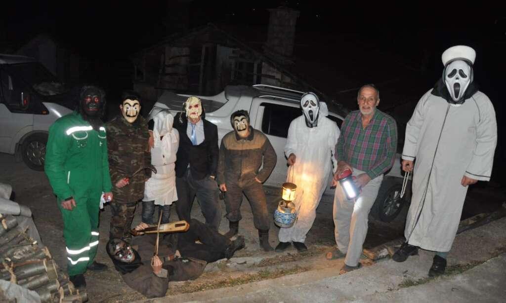 Çaykara'da Kalandar Gecesi 7