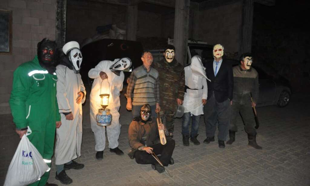 Çaykara'da Kalandar Gecesi 9