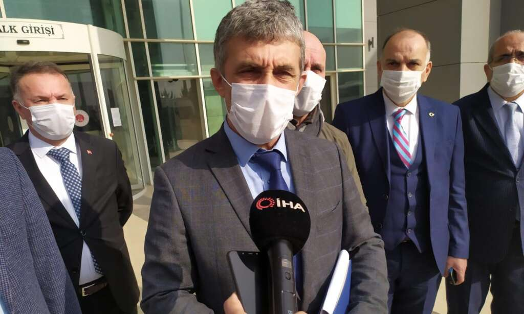 Kaymakam Safitürk'ün şehit edilmesine ilişkin davaya devam edildi 1