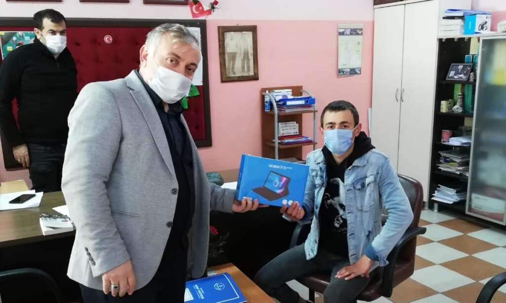 Sakarya'dan Taşkıran Eğitim Kurumlarına destek 3