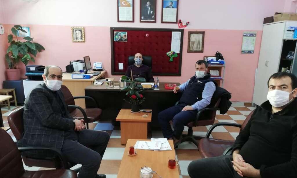 Sakarya'dan Taşkıran Eğitim Kurumlarına destek