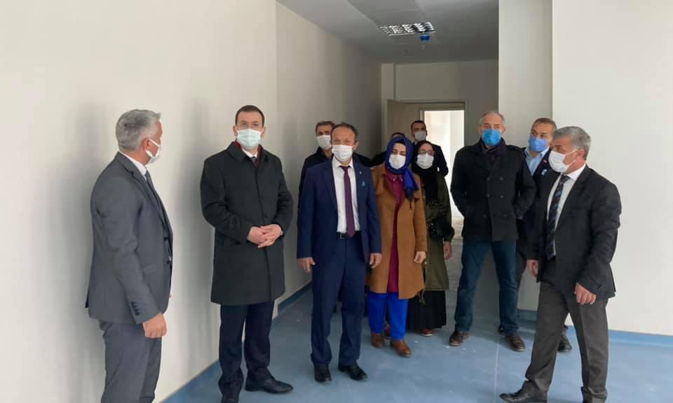 Trabzon Ak Parti Milletvekili Cora Çaykara'da 4