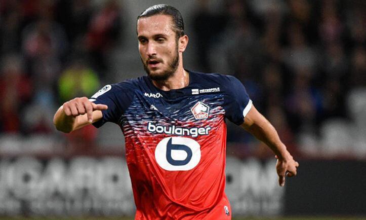 Yusuf Yazıcı Fransa'da Aralık ayının en iyi futbolcusu seçildi