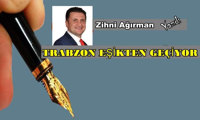 Zihni Ağırman'ın Taka Gazetesine kaleme aldığı yazı