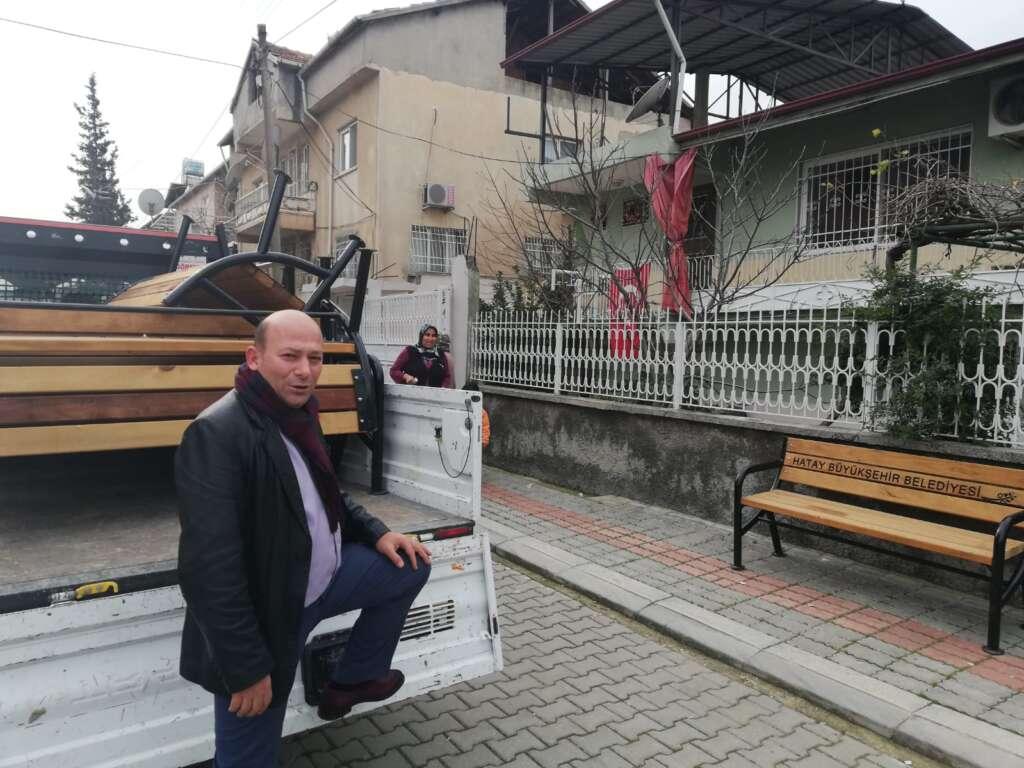 408 Evler Mahallesi Muhtarı Şakir Varlıbaş Çaykara'dan hiç kopmadık 7