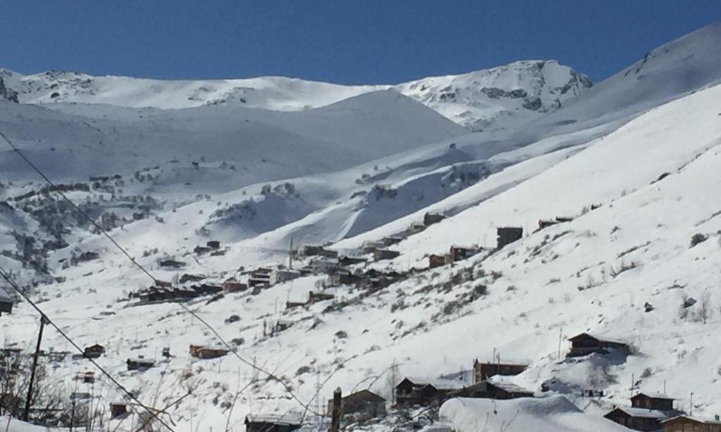 Çaykara Haldızen yaylasında Dağ Kayağı Türkiye Şampiyonası başladı 3