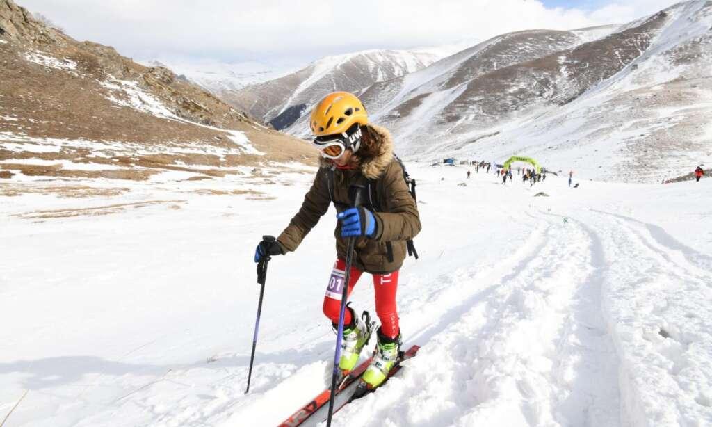 Haldızen yaylasında dağ kayağı şampiyonası tamamlandı 3
