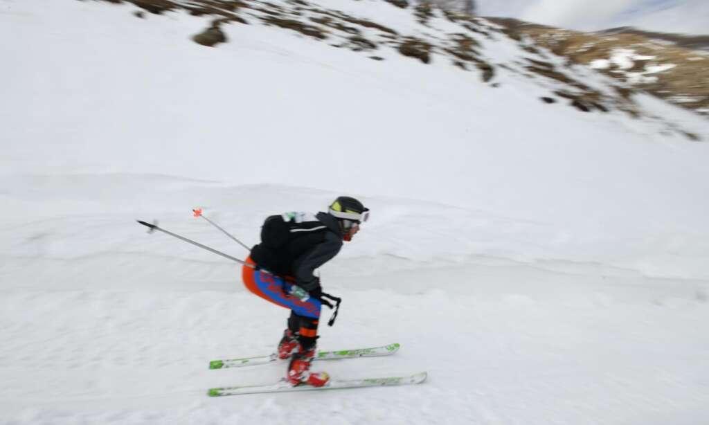 Haldızen yaylasında dağ kayağı şampiyonası tamamlandı 7