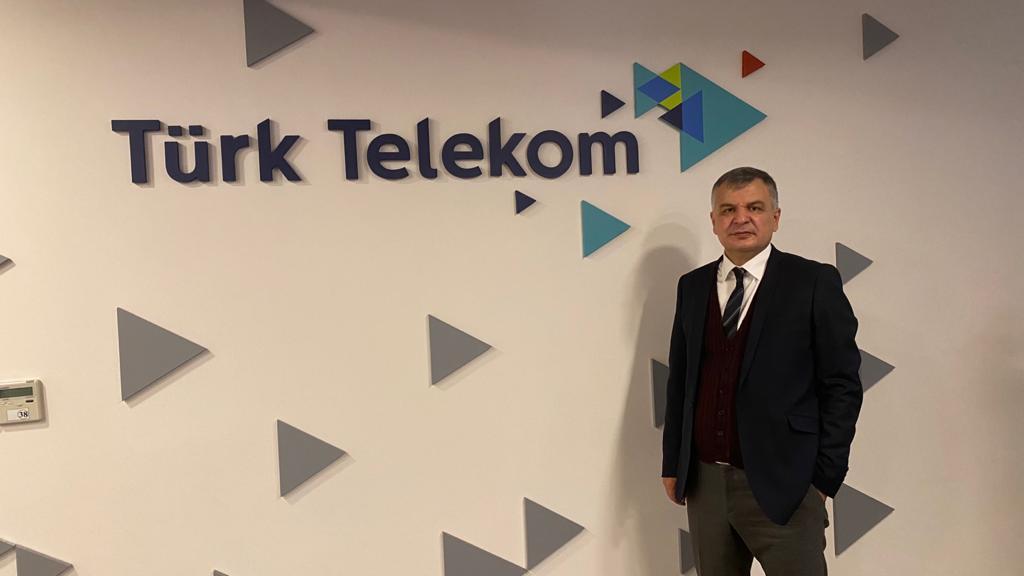 Burhanettin Ayan Telekom Bölge Müdürü oldu 1
