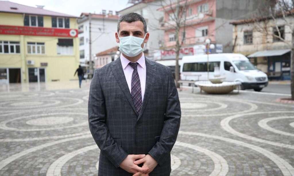 Çaykaralı Kaymakam yönettiği ilçede Koronavirüs vakası görülmedi 1