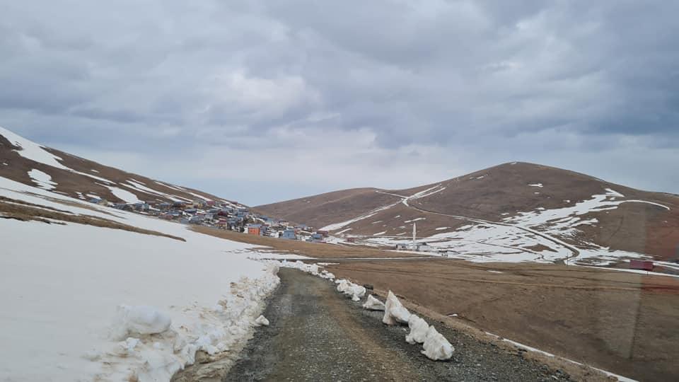 Çaykara-Bayburt karayolu ulaşıma açıldı 5