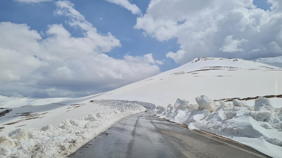 Çaykara-Bayburt karayolu ulaşıma açıldı 3