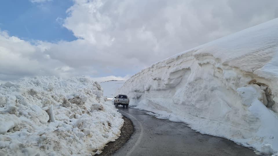 Çaykara-Bayburt karayolu ulaşıma açıldı 2