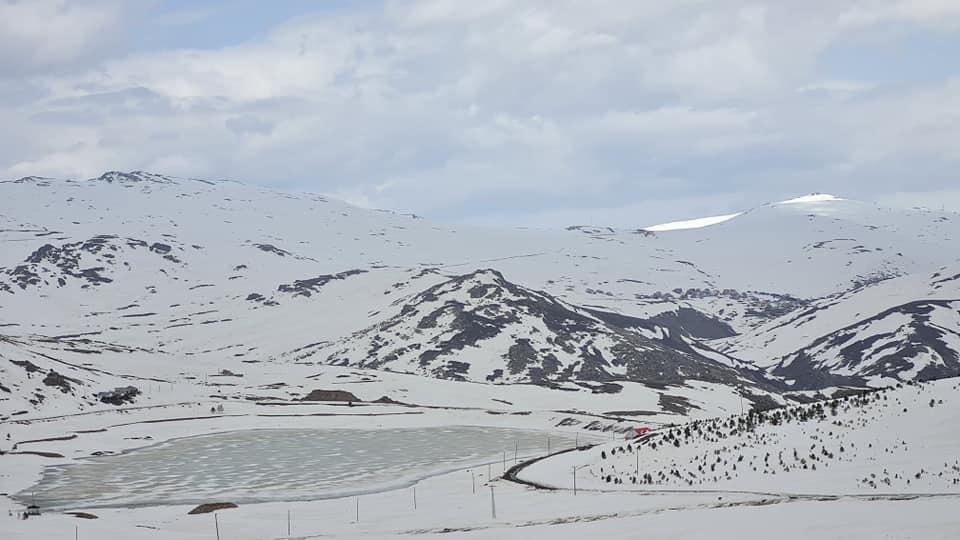 Çaykara-Bayburt karayolu ulaşıma açıldı 6