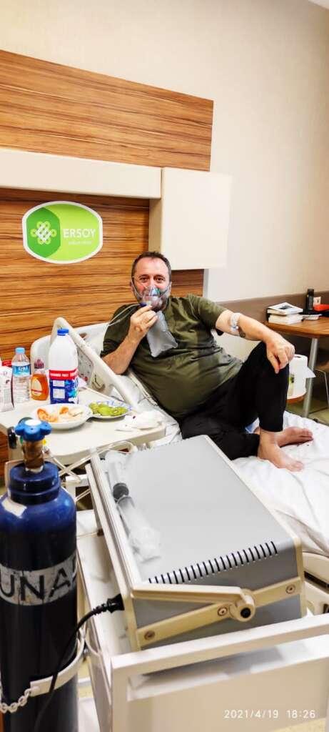 Mimar Ayhan Durgun AKM'nin açılışına hazırlanıyordu 2