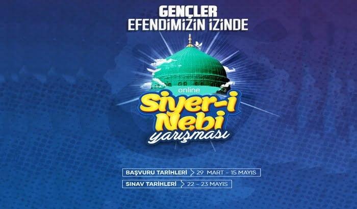 Online siyer-i nebi yarışması
