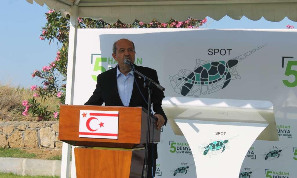 Çaykaralı Kıbrıs Esentepe Belediye Başkanı Cemal Erdoğan'ın da katıldığı etkinlik 3