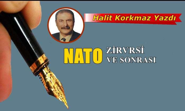 NATO Zirve ve Sonrası