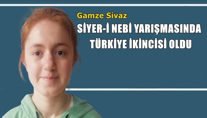 Siyer-i Nebi Yarışmasında Türkiye 2.'si Trabzon 1.'si oldu